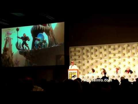 Toy Story That Time Forgot, Full Panel - #SDCC 2014