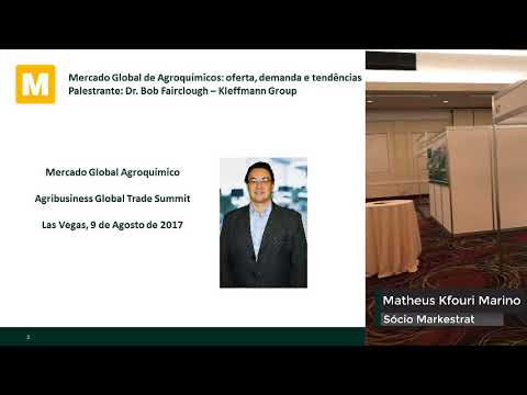 Congresso Agribusiness Global Trade Summit - Las Vegas - Vídeo 3