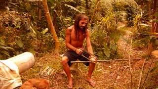 Tratamento Artesanal E Natural Do Bambu - Parte 1