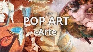 Pop art - Historia del Arte - Educatina
