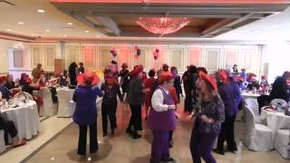 Red Hat Society of Women<br>Annual Luncheon<br>Villa Borghese-Wappingers Falls, NY