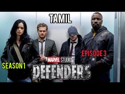 The defenders season 1 episode 3 in tamil   KARUPPEAN KUSUMBAN
