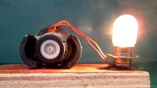 How to make a free energy generator Running motor at school - Great idea 2018