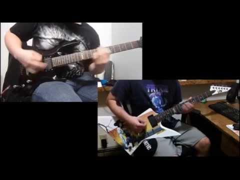 Trivium - Built To Fall (Cover) Ft. AnimeMetalHead