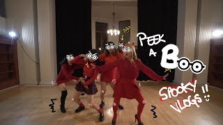 Video [EAST2WEST][VLOG][ON SET] Red Velvet (레드벨벳) - 피카부 (Peek-A-Boo) MP3, 3GP, MP4, WEBM, AVI, FLV Januari 2018