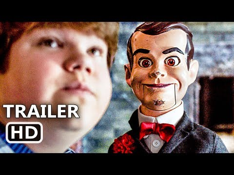 GOOSEBUMPS 2 Official Trailer (2018) Haunted Halloween Movie HD