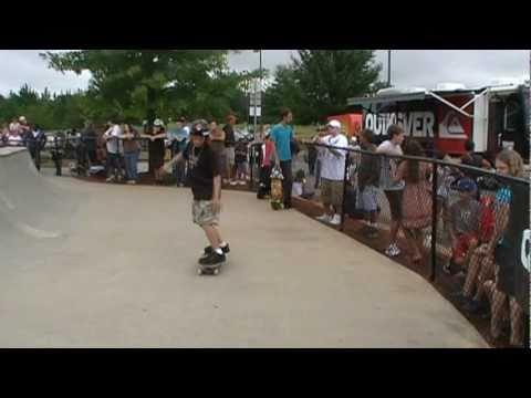 TONY HAWK TOUR 2010 SPOA Skate Park of Athens GA