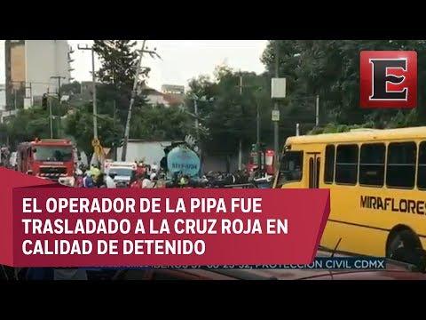 Cuatro muertos hasta el momento por accidente en Constituyentes
