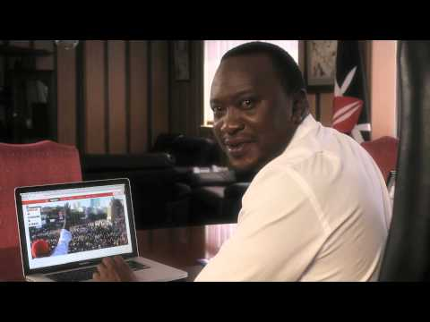 Video of UhuRuto2013