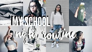 Hey, everyone!! For this week's video, I am going to be showing you my school night routine! Yes I know I just filmed a morning routine but you guys also wanted to see a night routine and I love filming these videos, therefore I just had too!! This video is also a HUGE collab with a ton of YouTubers so be sure to check out their video's!! hope you enjoyed xoxo, BreePS: yes it was bright outside when I filmed this because it was literally 3pmCheck out VIIcode eye mask's!! :http://www.viicode.com/index.php/gel-under-eye-mask-for-dark-circles-that-works.htmlhttps://www.amazon.com/VIIcode-Oxygen-Pads-Dark-Circles/dp/B00U7E4NUC?th=1CHECK THE COLLAB VIDEOS OUT! ItsSilvi♡ https://www.youtube.com/channel/UCdBU68qSnh0UK8qaHbi28RgAlena DIY ♡ https://www.youtube.com/channel/UCC-3...Annaxoxo ♡ https://www.youtube.com/channel/UCcLe...Donut Queen DIY ♡https://www.youtube.com/channel/UCW4wpHGh7v8gvRYsxkcM7XggGreisy H ♡https://www.youtube.com/channel/UC4UD...J.D ♡https://www.youtube.com/channel/UCWtY...Nikki InspiredBeauty ♡https://www.youtube.com/channel/UCMzW...Olivia DeSanctis ♡https://www.youtube.com/channel/UC-8x...Sahar Ameen ♡https://www.youtube.com/channel/UC2LZ...SimplyRachel ♡https://www.youtube.com/channel/UCFqw...SupItzIyarin101 ♡https://www.youtube.com/channel/UCvAR...WINTER MORNING ROUTINE :♡Last Video♡ https://www.youtube.com/watch?v=ib26SDUhxL4OPEN THIS FOR MORE BREE ♡⋯⋯⋯⋯⋯⋯⋯⋯⋯⋯⋯⋯⋯⋯⋯⋯⋯⋯⋯⋯⋯⋯⋯⋯⋯⋯⋯⋯⋯⋯⋯♡Twitter➜ https://twitter.com/ThatsBreexo♡Instagram➜ thatsbreexo♡Vlog Channel➜https://www.youtube.com/user/heyitsbreebree♡Tumblr➜http://www.tumblr.com/blog/thatsbreexo♡Snapchat➜ Thatsbreexo♡Spotify➜https://open.spotify.com/user/thatsbreexo⤖ FAQS⤖ ➝ Nickname : Breezy or Bree➝ Camera : Canon EOS Rebel T5➝ Editor : Final Cut Pro X or IMovie➝  Transitions&Effects ( used sometimes) https://www.youtube.com/user/GlamSolutions/aboutCheck out Nicolai Heidlas on Soundcloud! https://soundcloud.com/nicolai-heidlas ***i don't own any of this music****this video is sponsored by VII but all opinions are my own :)