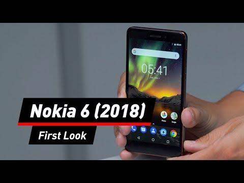 Nokia 6 (2018) im Praxis-Test: Erneut ordentliche Mit ...
