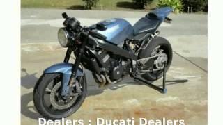 1. traciada - 2005 Ducati Monster S2R Dark Details, Specs