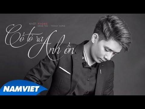 Cố Tỏ Ra Anh Ổn - Nhật Phong (Lyrics Video) - Thời lượng: 4 phút, 51 giây.