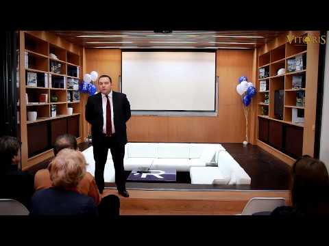 Открытие фирменного салона Reynaers Aluminium в Киеве