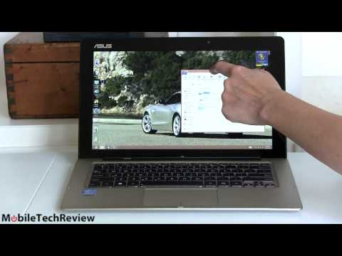 Asus Transformer Book TX300 Review