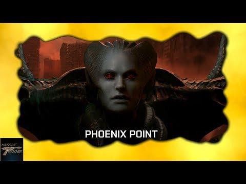 Phoenix Point Gameplay Preview (New XCom Type Game) (видео)