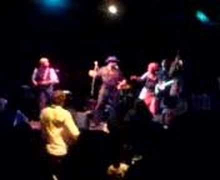 Kanda Bongo Man Live At The Arc Stockton-On-Tees 1
