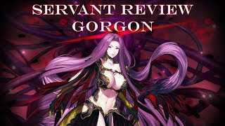 FateGrandOrder|ShouldYouSummonGorgon-ServantReview
