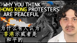Hong Kong and anti-China propaganda - how it works