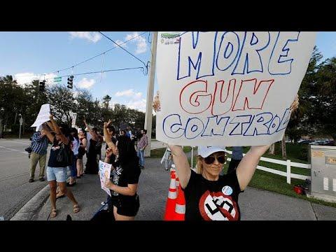 ΗΠΑ: Ξεχυλίζει η οργή για το μακελειό σε σχολείο στη Φλόριντα
