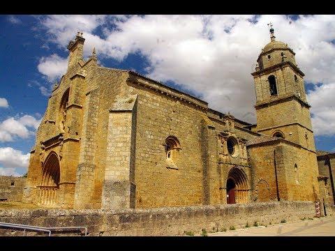 Fotos de: Burgos - Castrojeriz - Colegiata Santa Maria del Manzano