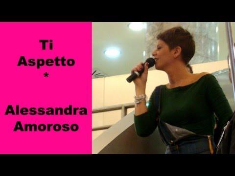 , title : 'Alessandra Amoroso Ti aspetto : video musicale su Mediaset : commento'