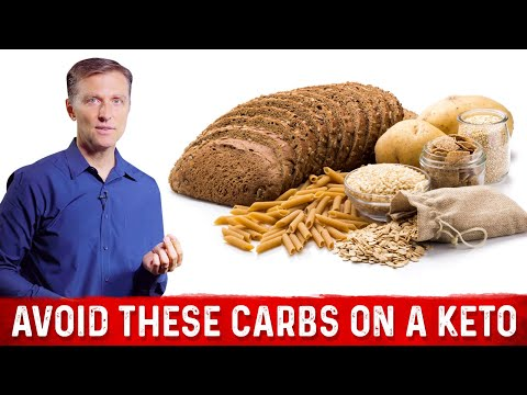 The Type of Carbs to Avoid on a Ketogenic Diet