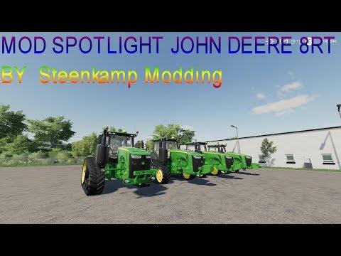 John Deere 8RT Series v1.0.0.0