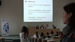 Podívejte se na video z brněnské debaty o české zahraniční politice