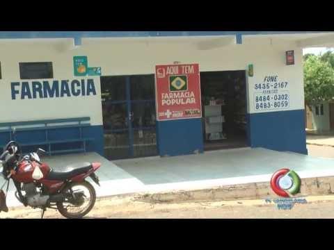 ASSALTO A FARMÁCIA EM NOVO HORIZONTE DO OESTE/RO