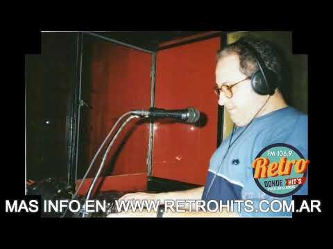 Juan Carlos Ochat - Disjokey de la Fabrica Discoteca Rafaela
