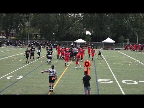 WEEK 1 : Mustangs VS Bulldogs 18/08/18