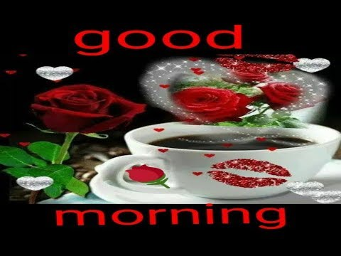 Love SMS - GOOD MORNING video - WhatsApp