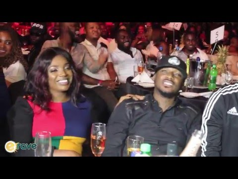 Seyi Law's Hilarious Moments at Kiss Daniel's Album Launch Concert