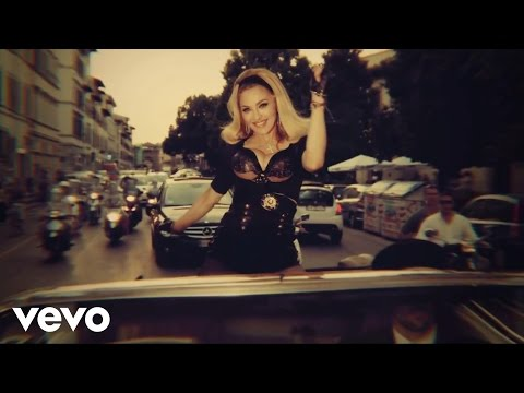 Madonna – Turn Up The Radio