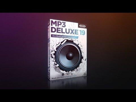 MAGIX MP3 deluxe 19 (DE) -  MP3 Converter