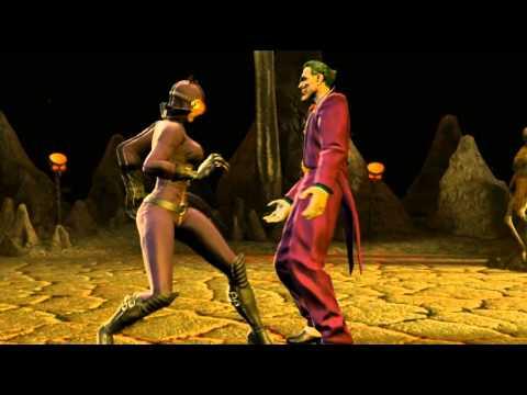 mortal kombat vs dc universe playstation 3 finishing moves