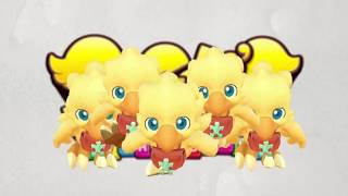 Chocobo's Mystery Dungeon EVERY BUDDY! Gameplay Trailer by GameTrailers