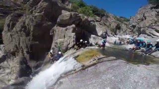 Petit mix du canyon du haut Chassezac