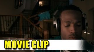 A Haunted House  'Ghost Attack' Movie Clip
