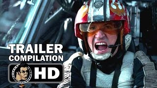 Nonton Rogue One  A Star Wars Story   All Trailers Compilation  2016  Felicity Jones Sci Fi Movie Hd Film Subtitle Indonesia Streaming Movie Download