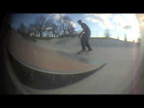 Creston Skatepark Dylan Cunningham