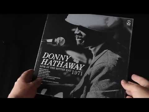 EXCLUSIVE UNBOXING : Donny HATHAWAY