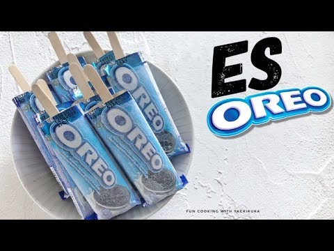 ES OREO * OREO ICE STICKS
