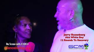 """Nobullying2020 Series,  On Scene with B'ANCA interview with Jerry Rosenberg """"aka White Boy"""""""