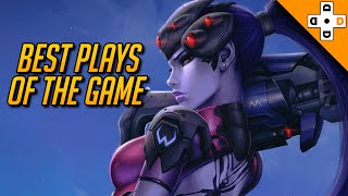 OVERWATCH BEST PLAYS OF THE GAME