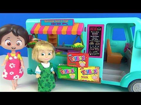 Video Niloya Maşanın dondurma arabasında Toybox sürpriz arıyor Maşa ile Niloya sıcak soğuk oyunu oyunuyor download in MP3, 3GP, MP4, WEBM, AVI, FLV January 2017