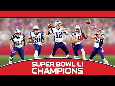 Video: Super Bowl LI: New England Patriots Championship Commemorative DVD Trailer