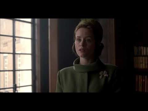 The Crown: Scene where Queen burns prime minister for resignation / quitting