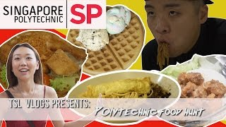 Video SEARCH FOR THE BEST POLY FOOD: SINGAPORE POLYTECHNIC | TSL Vlogs MP3, 3GP, MP4, WEBM, AVI, FLV Oktober 2018